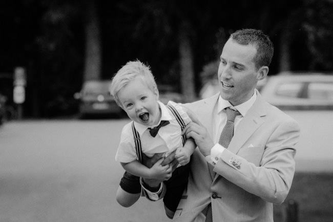 trouwfotos met kinderen