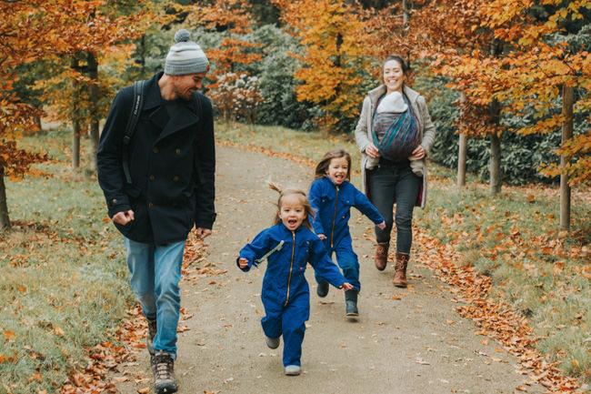 gezin fotoreportage op locatie
