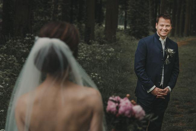 spontane bruidsreportage
