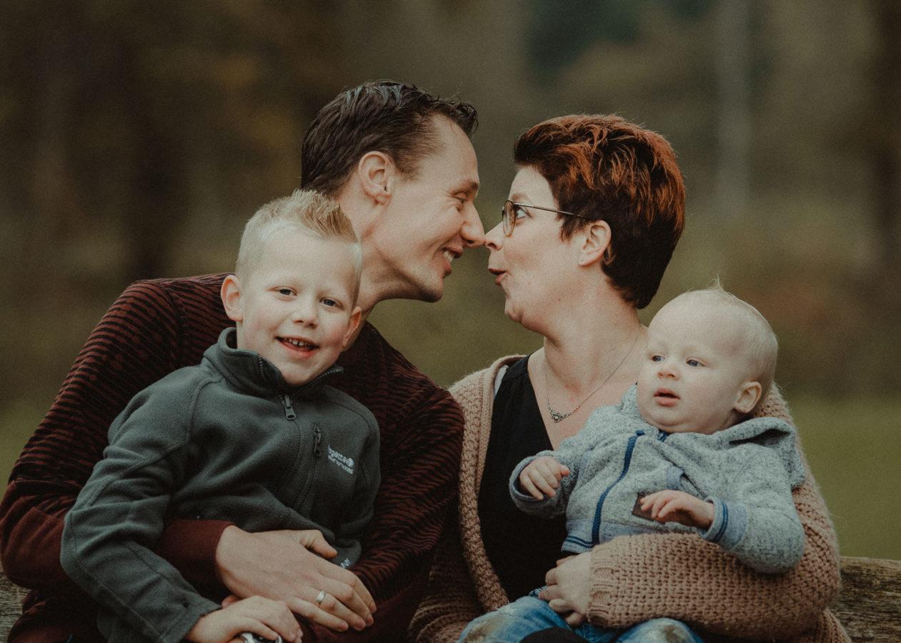 De leukste plekjes voor de gezelligste familiefotoshoots